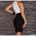 Summer Dress OL Elegant Career Dress Women Work Wear Sexy Leopard Printed Dress Mini Bodycon Casual Dress 9014