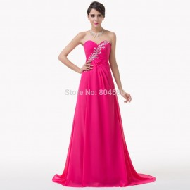 Black Friday Sexy Red Women Runway Chiffon dress party Long Evening dresses Floor length Celebrity Banquet Gown CL6228
