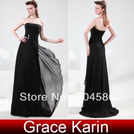 Christmas Gift Grace Karin Sexy Party Gown Homecoming Prom Ball Formal Evening Dress  CL4430