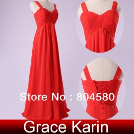 Fashion Floor Length Dress Top Chiffon Evening dresses Long Formal Wedding Party Dress Drop, CL3466