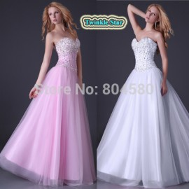 Grack Karin s/lot Sexy Stock Strapless Corset-style Party Gown Prom Ball Evening Dress 8 Size CL3519
