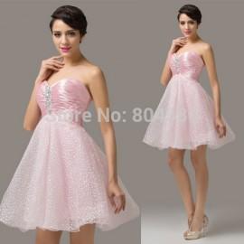 Arrived Off Shoulder Cocktail Dress Short Homecoming Party Prom Dresses Women Debutante Gown CL6141