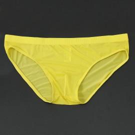 Mens Cotton Breathable Underwear Briefs Shorts Bulge Pouch Underpants