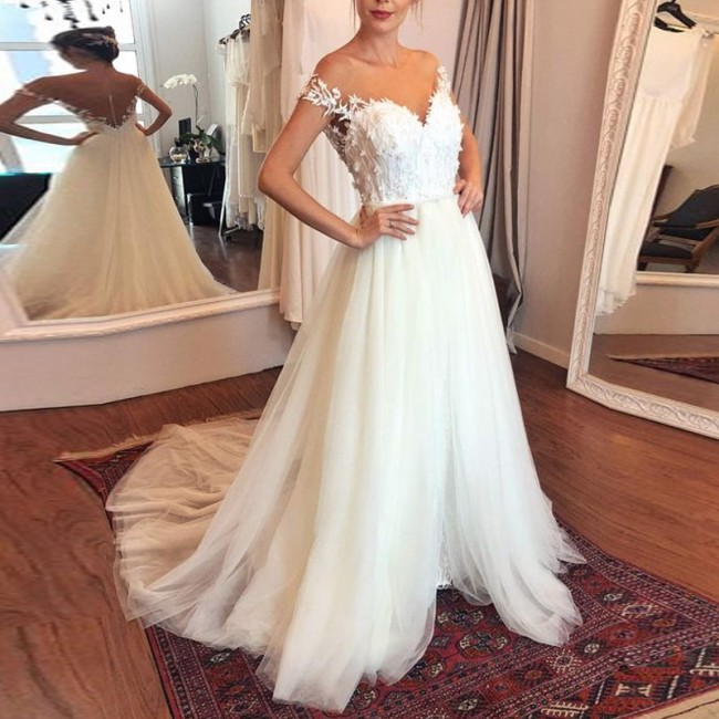 Women's Dress Ladies Ball Off Shoulder Cocktail Fashion Party Hollowed Gown Prom Long Wedding